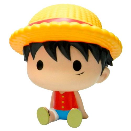 One Piece Hucha Infantil Luffy Chibi