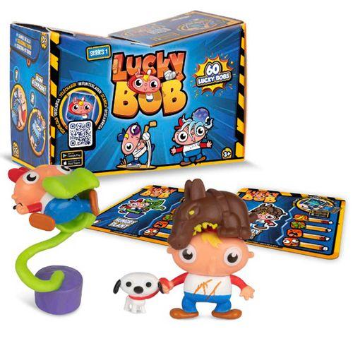 Lucky Bob Pack 2 Figuras Sorpresa