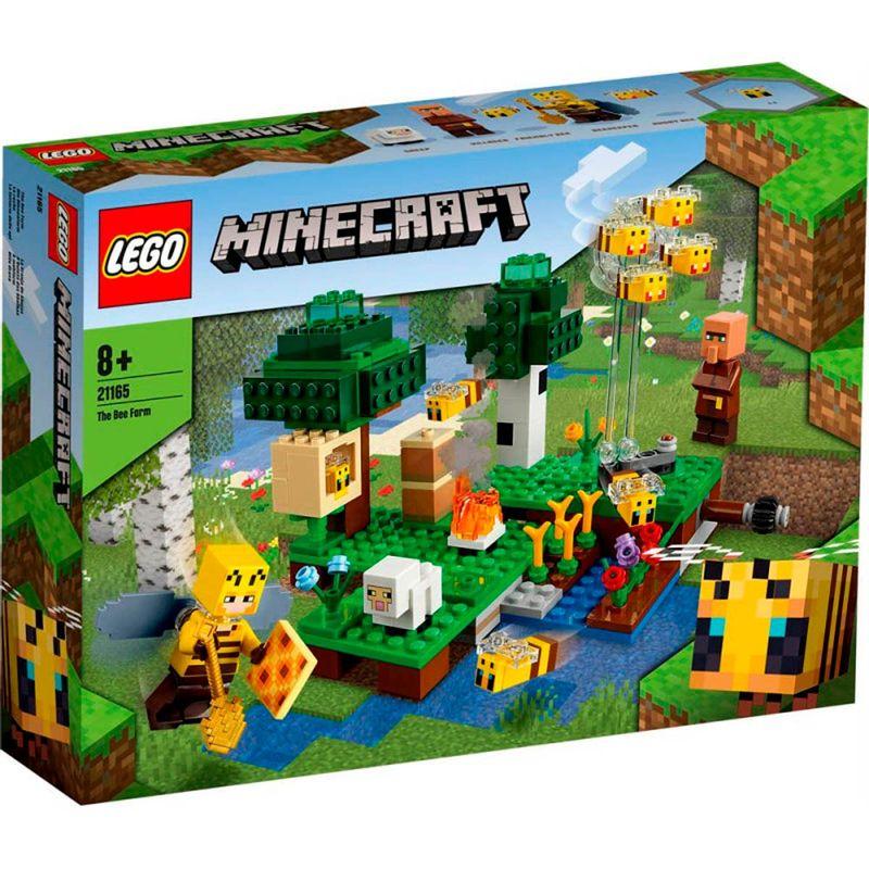 Lego-Minecraft-Minecraft-La-Granja-de-Abejas