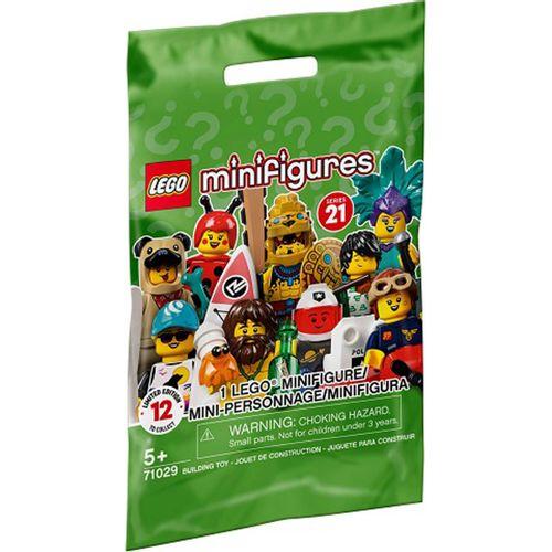 Lego Sobre Mini Figura Sorpresa Serie 21