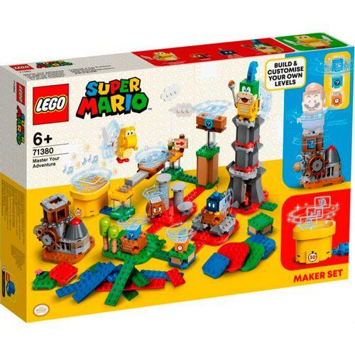 Lego Mario Set de Creación: Tu Propia Aventura