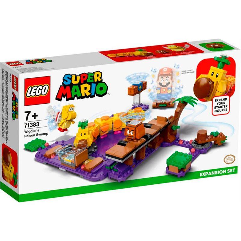 Lego-Mario-Expansion-Pantano-Venenoso-de-Floruga