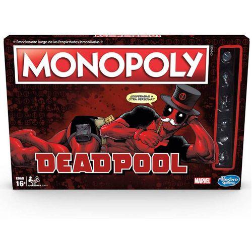Monopoly Edición Especial Deadpool
