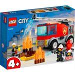 Lego-City-Camion-de-Bomberos-con-Escalera
