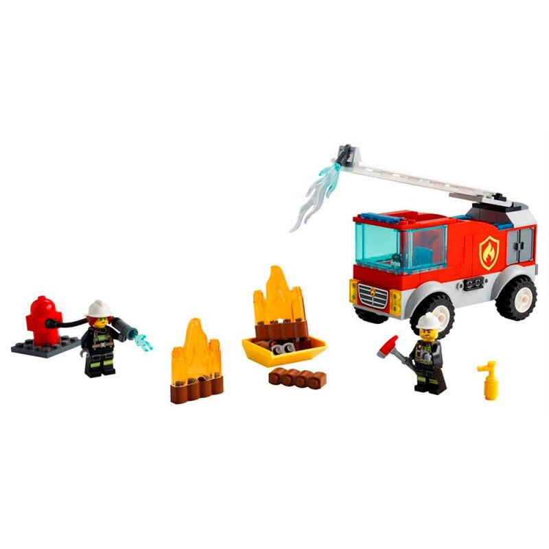 Lego-City-Camion-de-Bomberos-con-Escalera_1