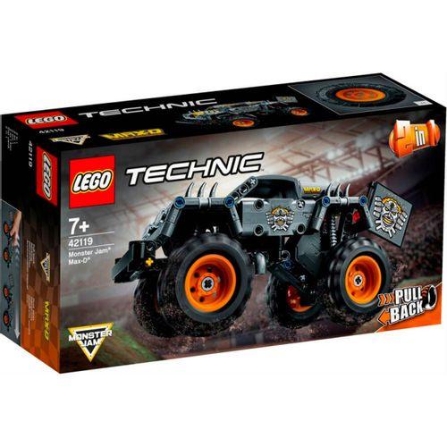 Lego Technic Monster Jam Max-D