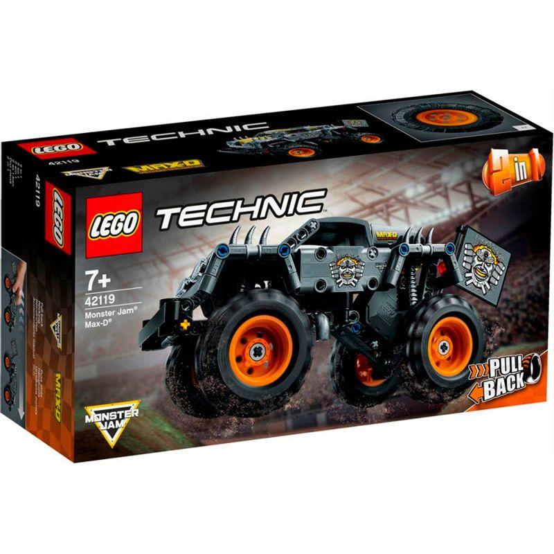 Lego-Technic-Monster-Jam-Max-D