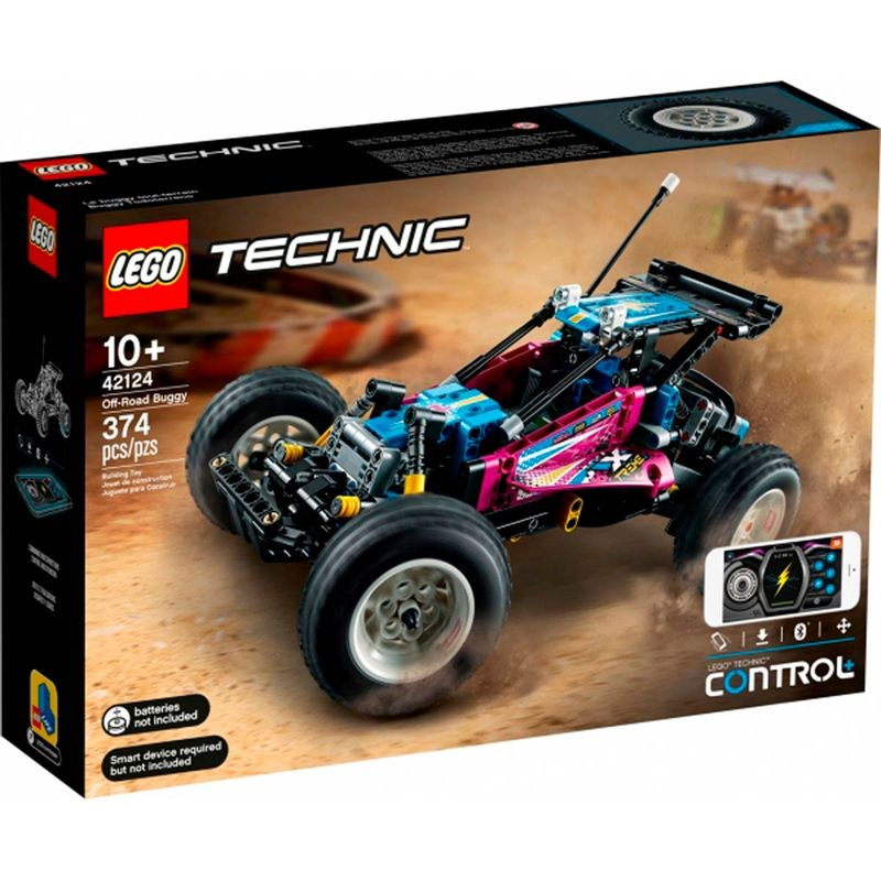 Lego-Technic-Buggy-Todoterreno