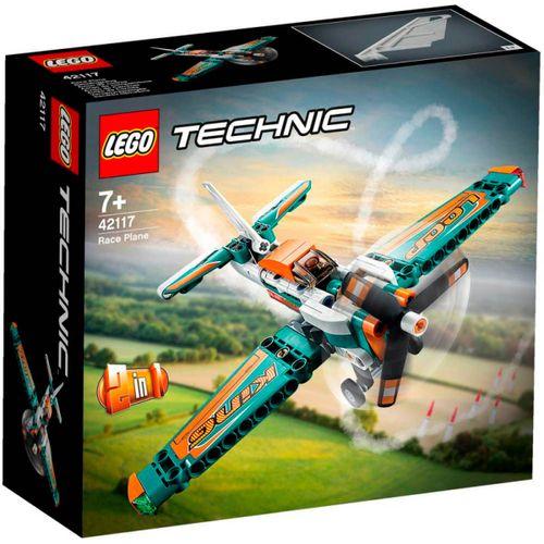 Lego Technic Avión de Carreras