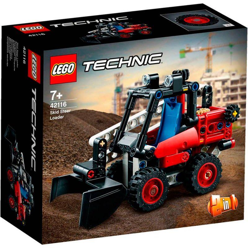 Lego-Technic-Minicargadora