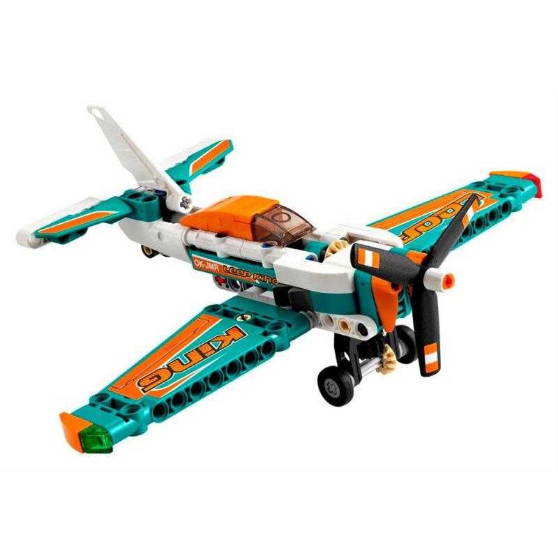 Lego-Technic-Avion-de-Carreras_1