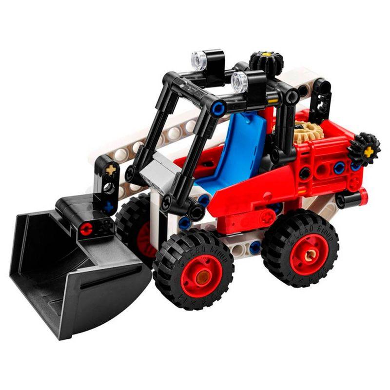 Lego-Technic-Minicargadora_1