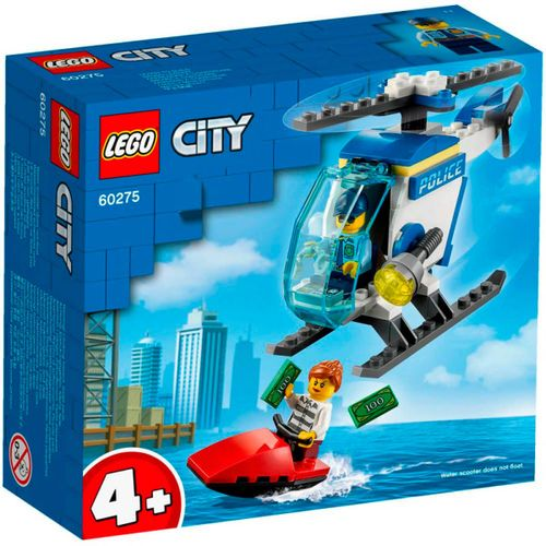 Lego City Helicóptero de Policía