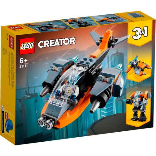 Lego Creator Ciberdrón