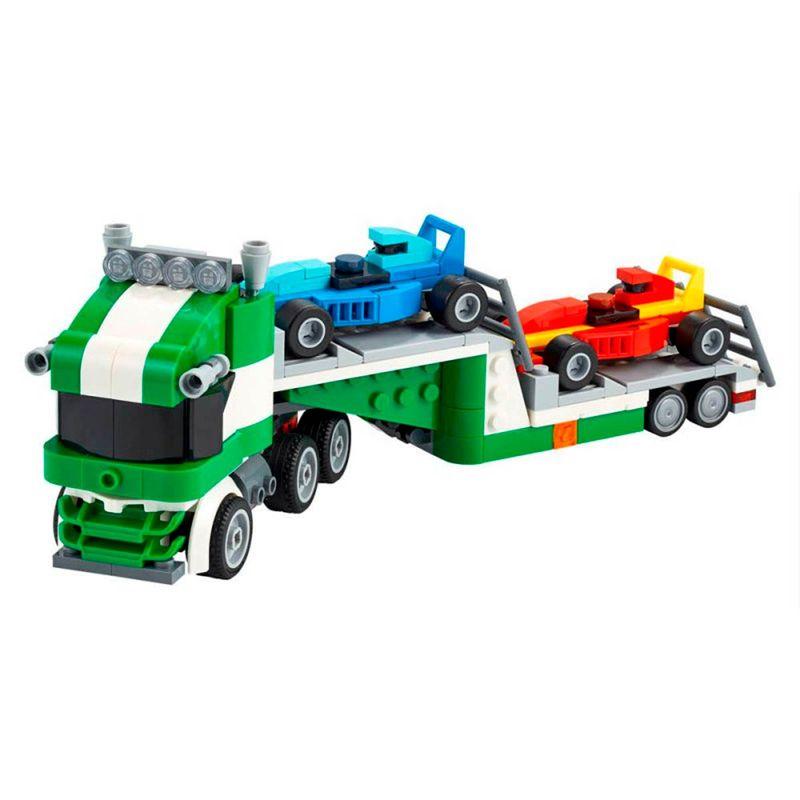 Lego-Creator-Transporte-de-Coches-de-Carreras_1