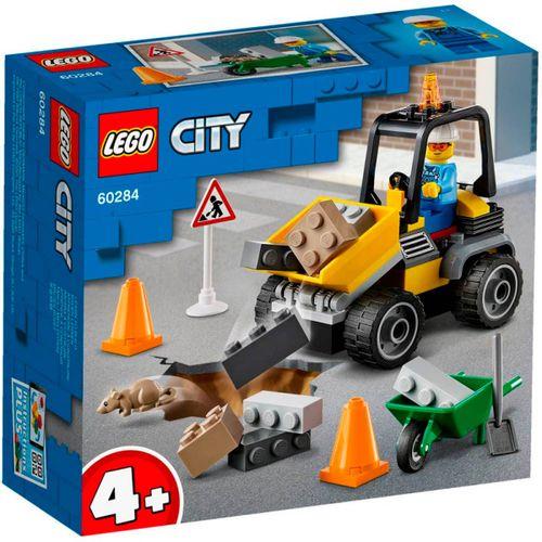 Lego City Vehículo de Obras en Carretera