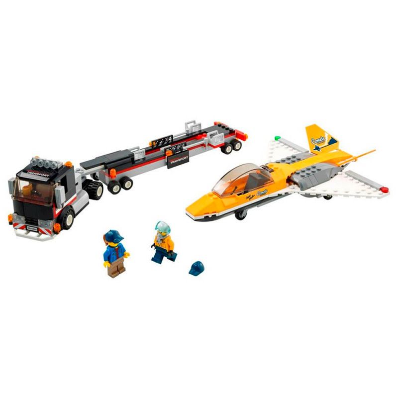 Lego-City-Camion-de-Transporte-Reactor-Acrobatico_1