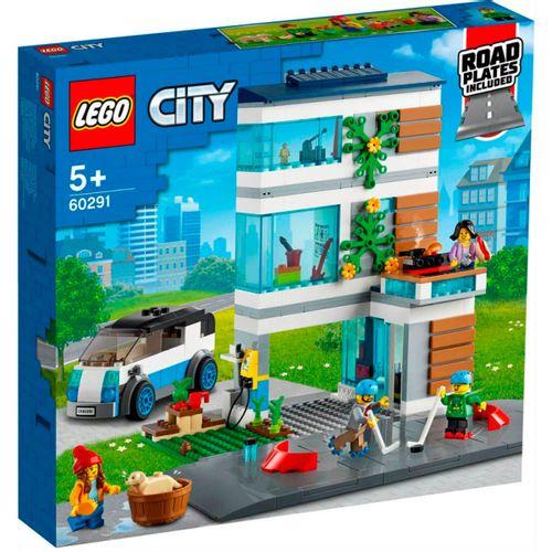 Lego City Casa Familiar