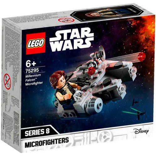 Lego Star Wars Microfighters Halcón Milenario
