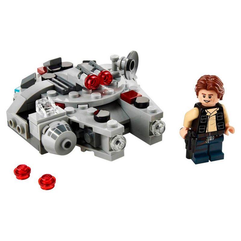Lego-Star-Wars-Microfighters-Halcon-Milenario_1