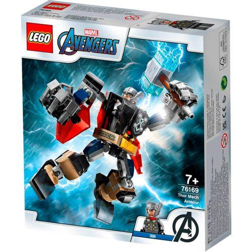 Lego Heroes Armadura Robótica de Thor