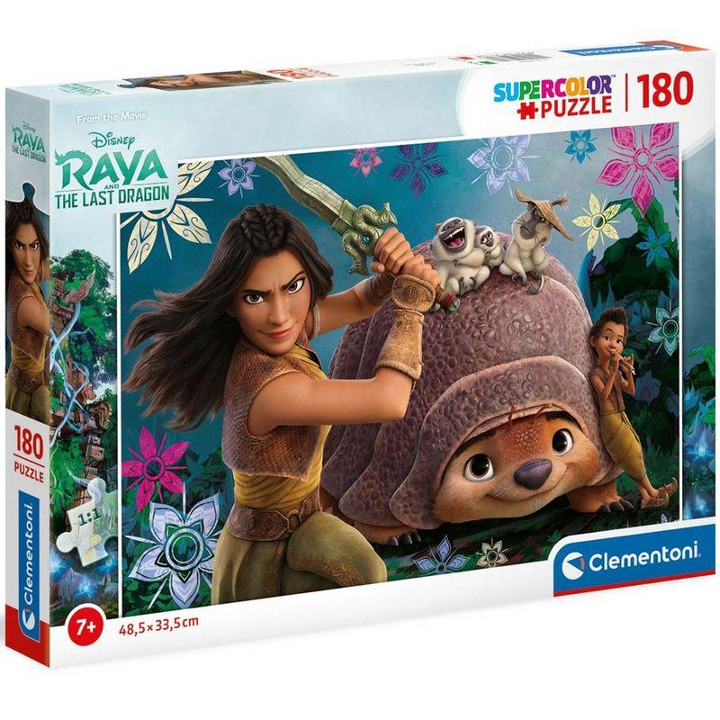 Raya-y-el-Ultimo-Dragon-Puzzle-180-Piezas