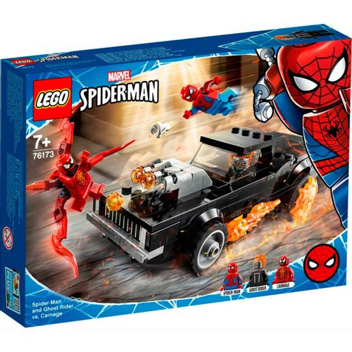 Lego Heroes Spiderman vs Carnage