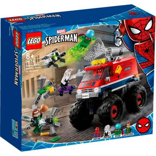 Lego Heroes Monster Truck Spider-Man vs. Mysterio