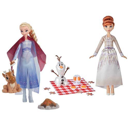 Frozen 2 Playset Historia Muñeca Surtida