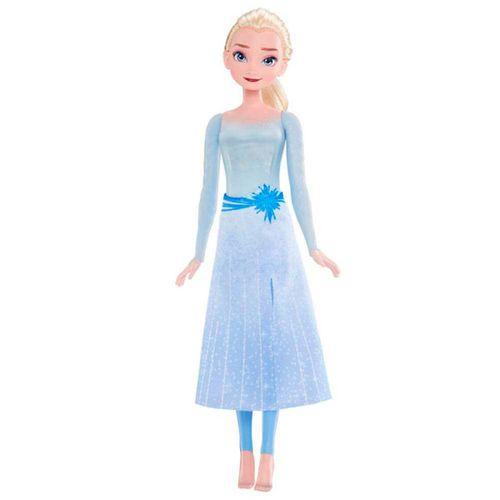 Frozen 2 Muñeca Elsa Brillo Acuático