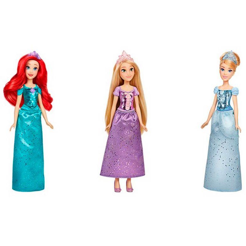 Princesas-Disney-Muñeca-Shimmer-Royal-A-Surtida