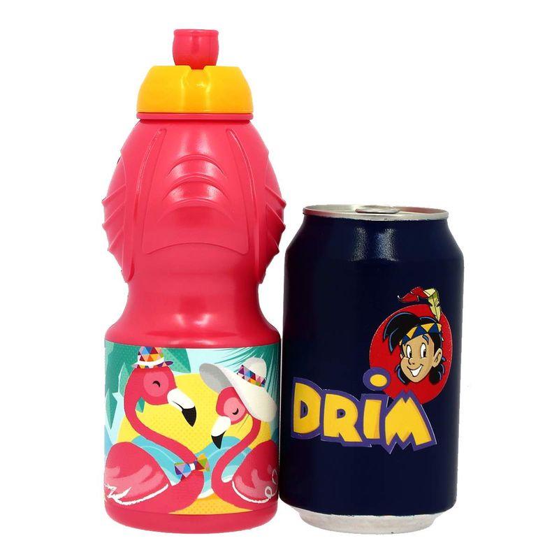 Botella-Sport-Plastico-400-ml-Flamingo_1