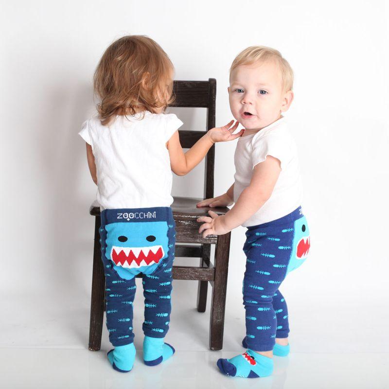 Leggin-Calcetines-gateo-Tiburon-6-12-meses_9