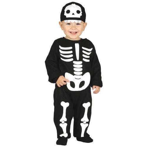 Disfraz Skeleton Baby