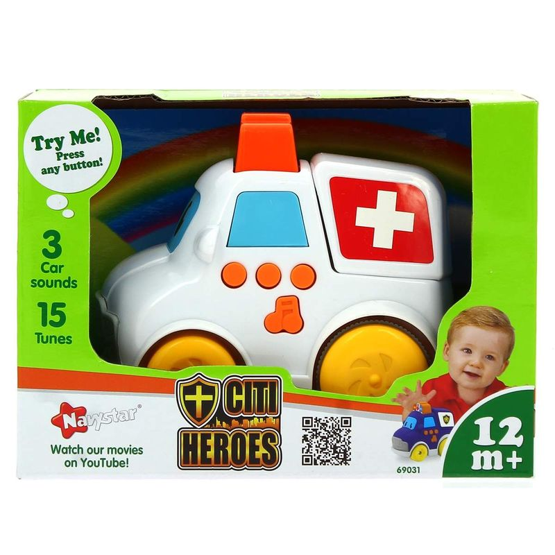 Vehiculo-de-Emergencia-Infantil-Ambulancia
