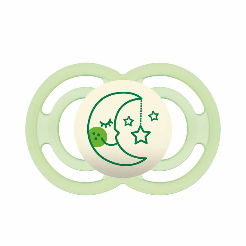 Chupete-Perfect-Nit-Silicona-6-16M-Verde_1