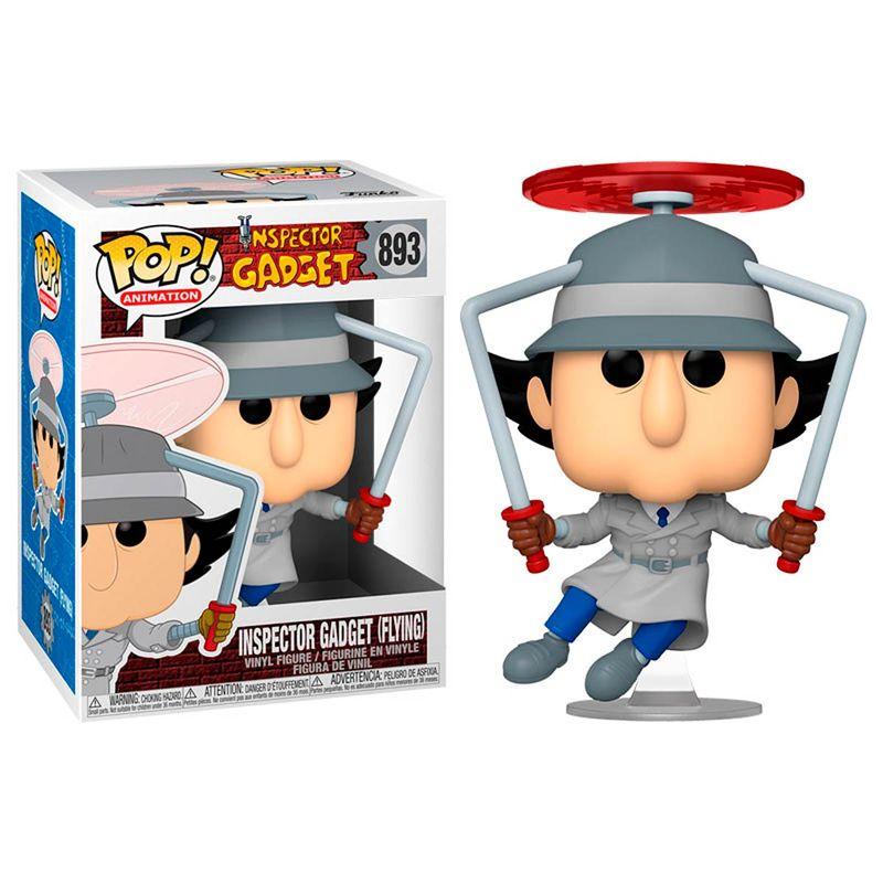 Funko-POP-Inspector-Gadchet-Volando