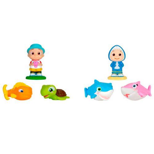 CoComelon Figuras de Baño Surtidas