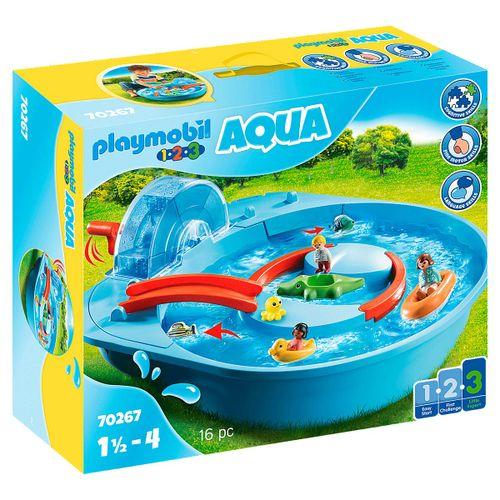 Playmobil 1.2.3 Parque Acuático