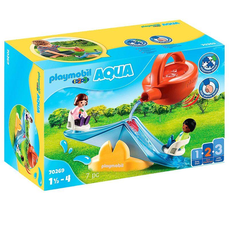 Playmobil-123-Balancin-Acuatico-con-Regadera