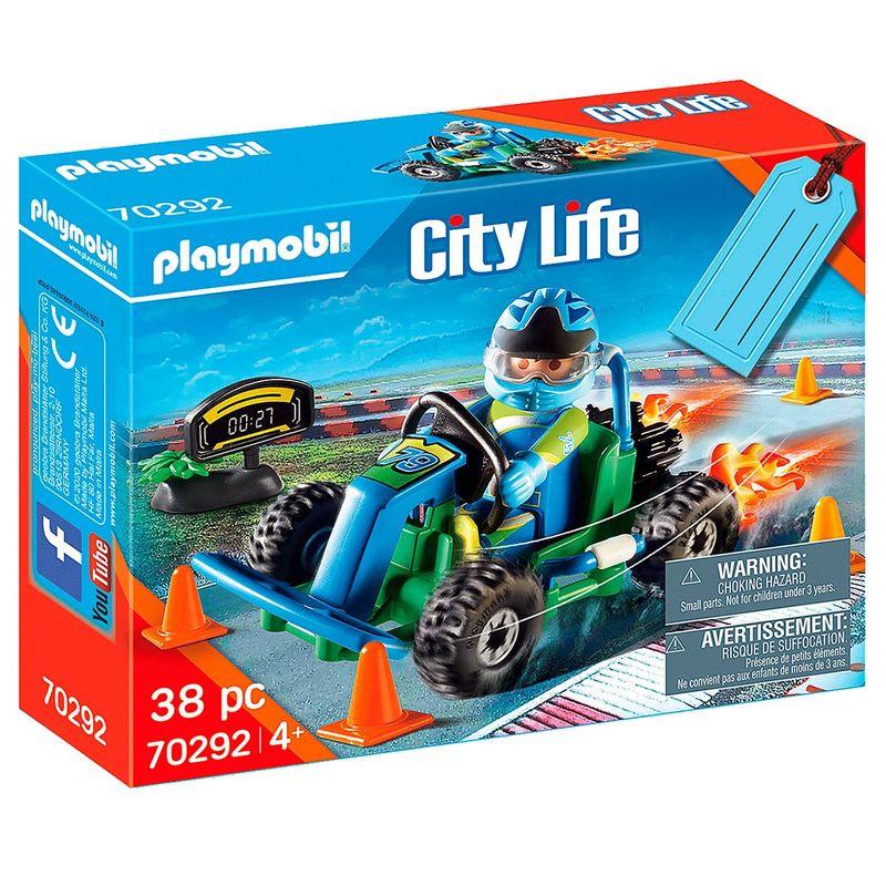 Playmobil-Set-Go-Kart