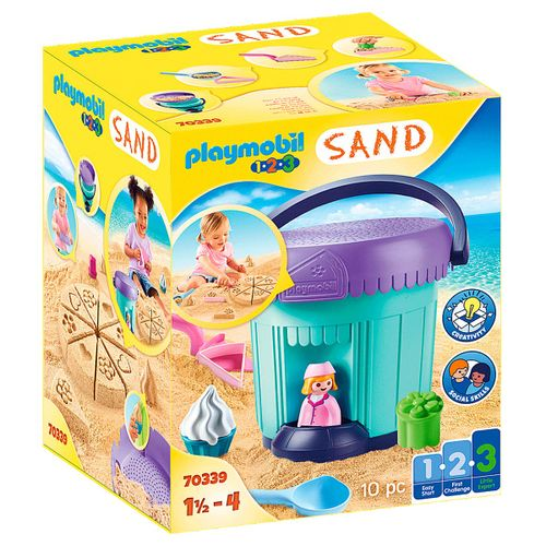 Playmobil SAND Cubo Pastelería