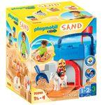 Playmobil-123-Sand-Cubo-Castillo