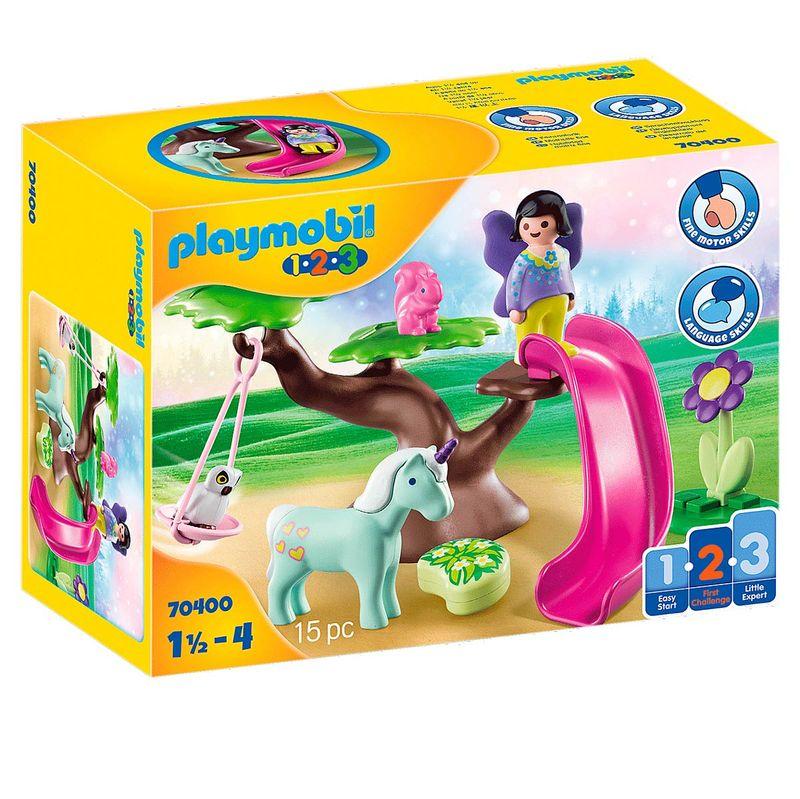 Playmobil-123-Parque-Infantil-Hada
