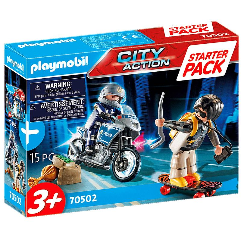 Playmobil-Starter-Pack-Policia-Set-Adicional