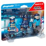Playmobil-City-Action-Set-Figuras-Policia