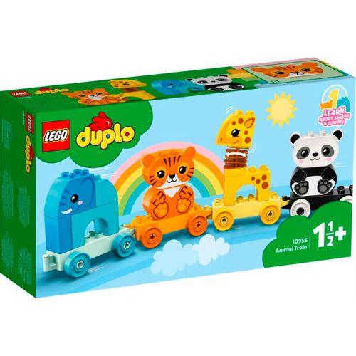 Lego Duplo Tren de los Animales