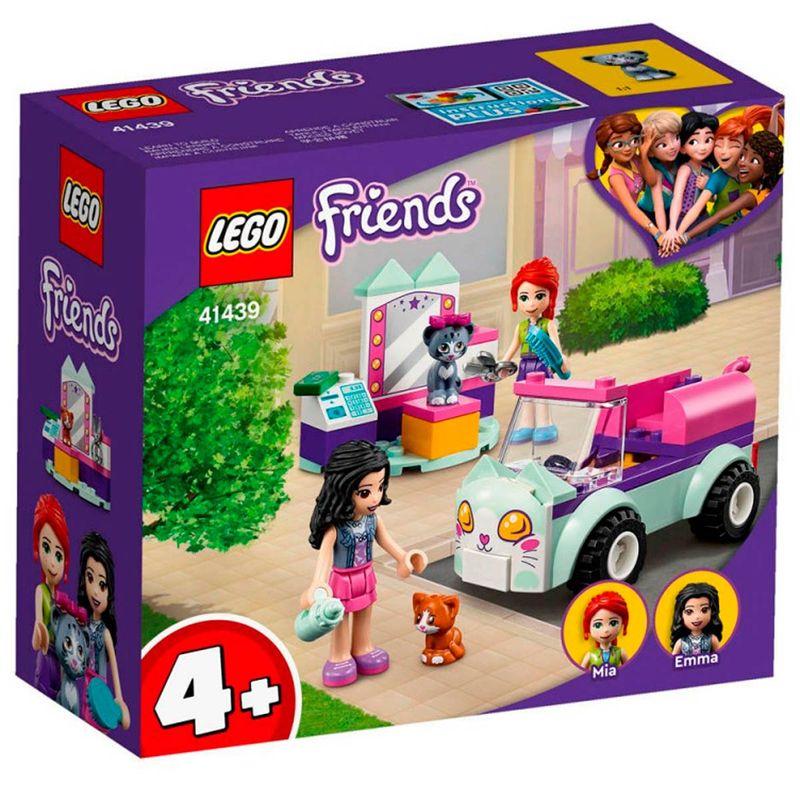 Lego-Friends-Peluqueria-Felina-Movil