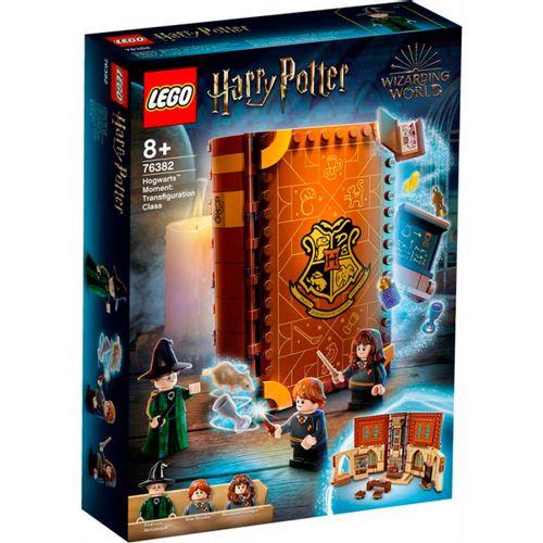 Lego Harry Potter Momento: Clase Transfiguración