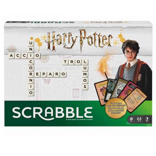 Harry Potter Juego Scrabble